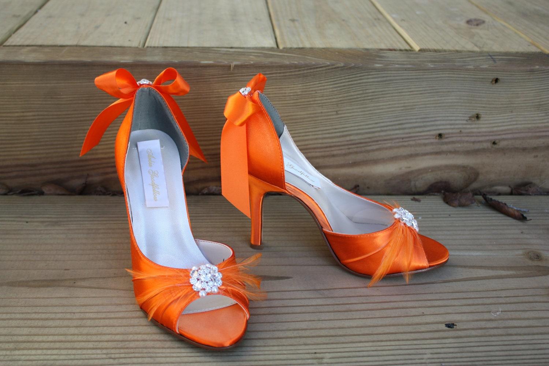 17 Best ideas about Orange Wedding Shoes on Pinterest | Orange ...