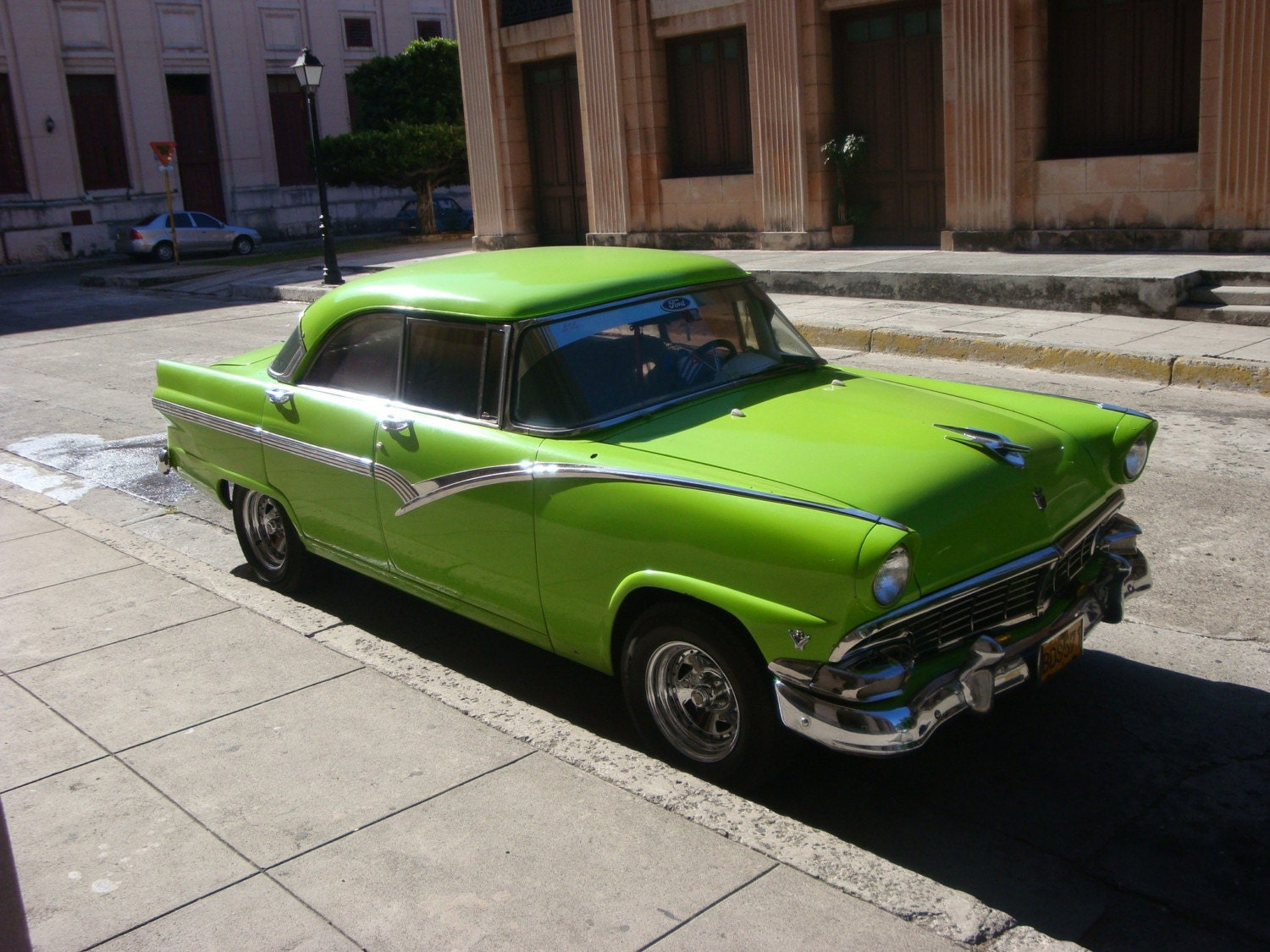CUBAN FORD