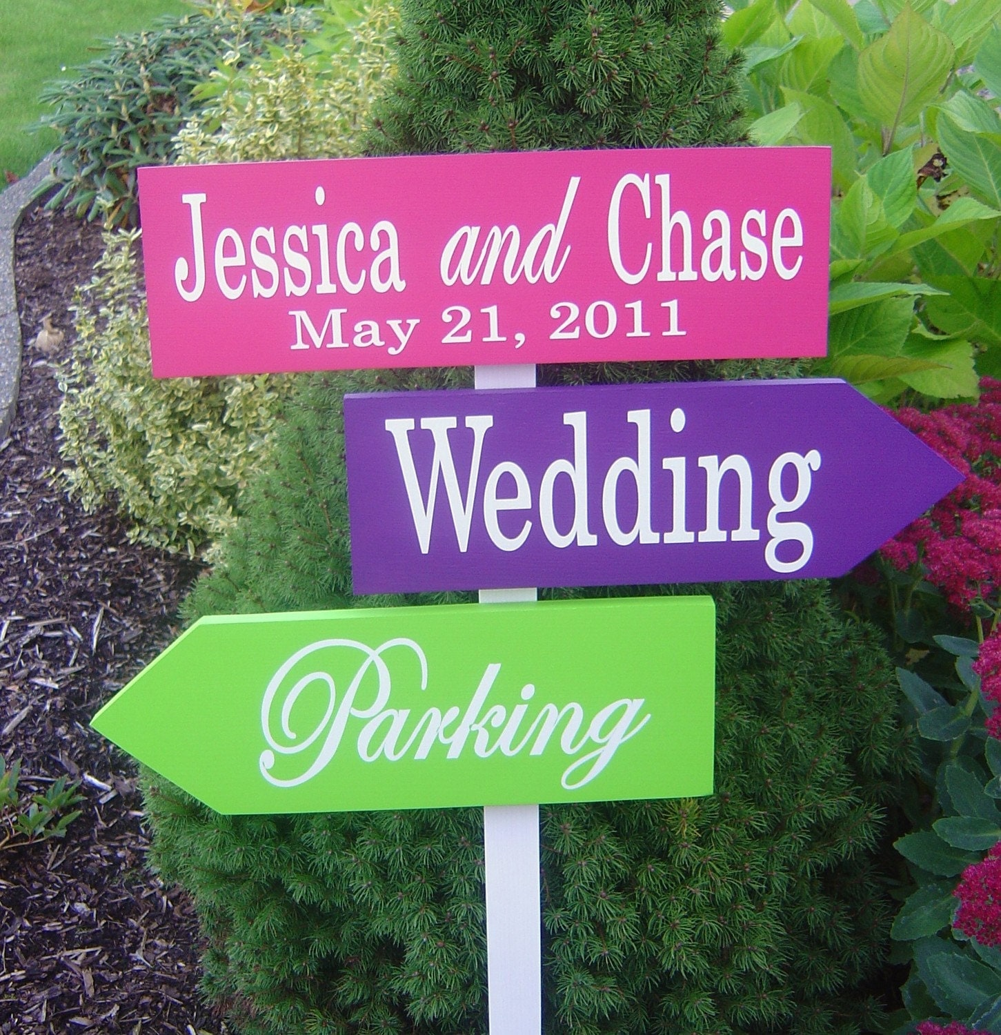 Wedding Sign. Custom wedding directional sign and arrows For Wedding, Ceremony, Reception or Cocktail arrow sign