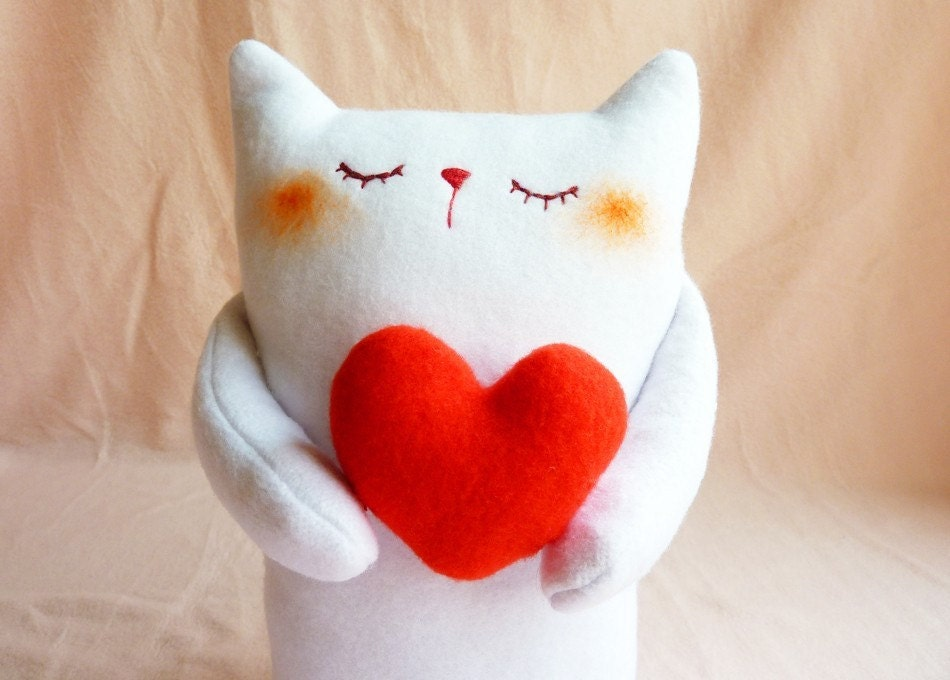 Kitty Sincere - Etsy Project Embrace