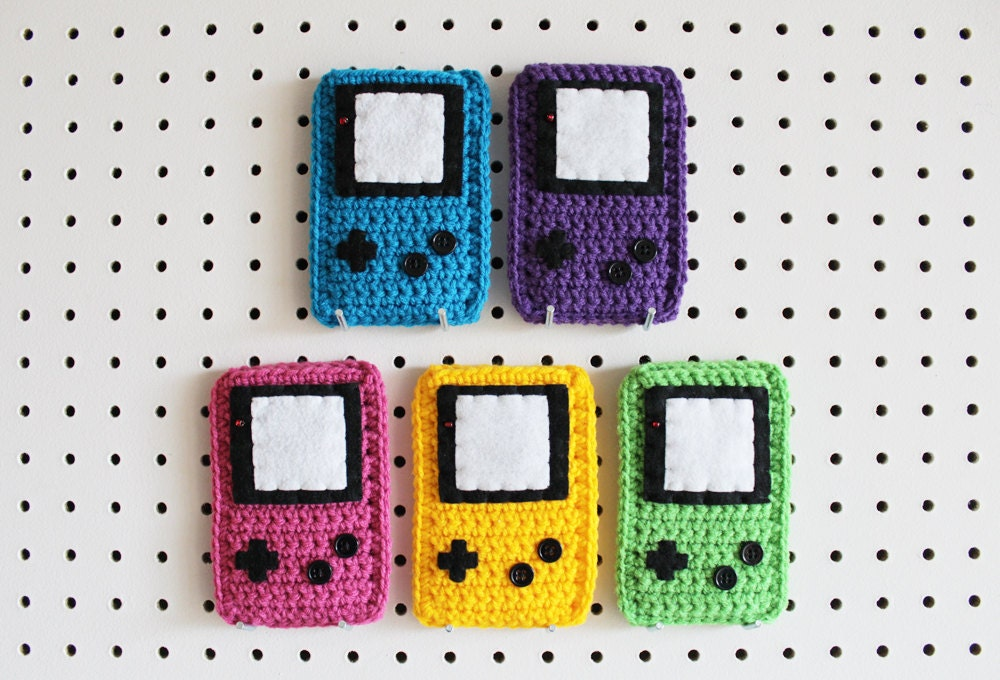 Berry Gameboy Device Case