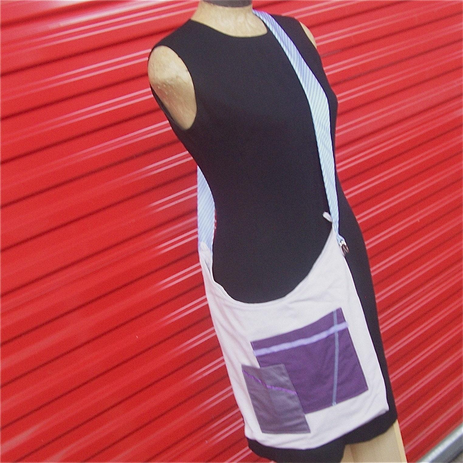 Ecofabulous Purple Bag - Oh Sheet