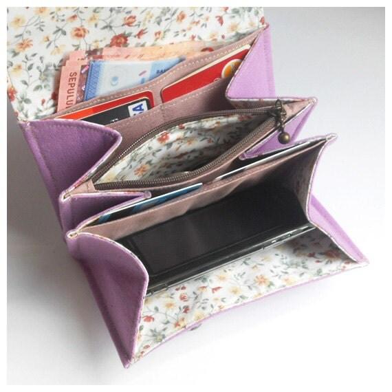 iPhone / Smart Phone Accordion Wallet