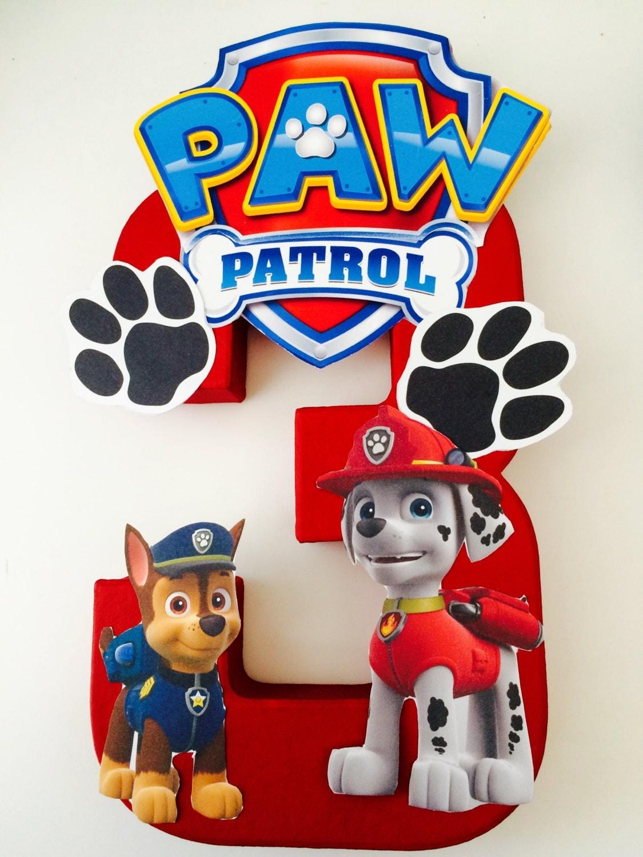 Детский праздник щенячий патруль своими руками