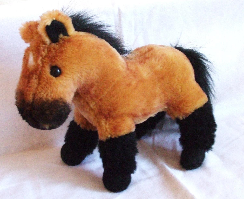 Alice New Star Horse Etsy Listing Plush