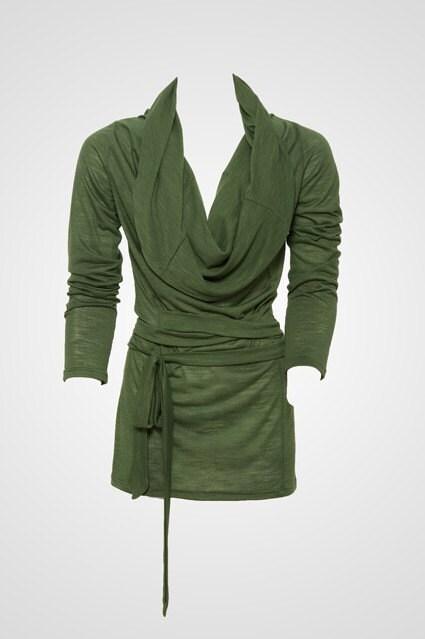 long sleeves tunica