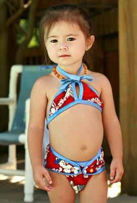 Itsy Bitsy Bikini Set