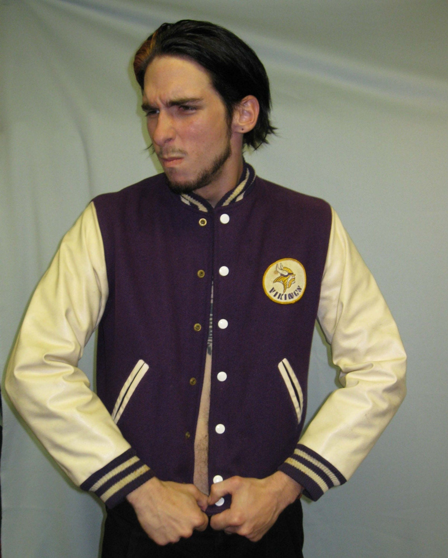 Joe Rocket Old School Black/Black/Ivory Leather Jacket