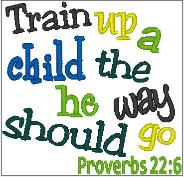 how to train up a child pdf
