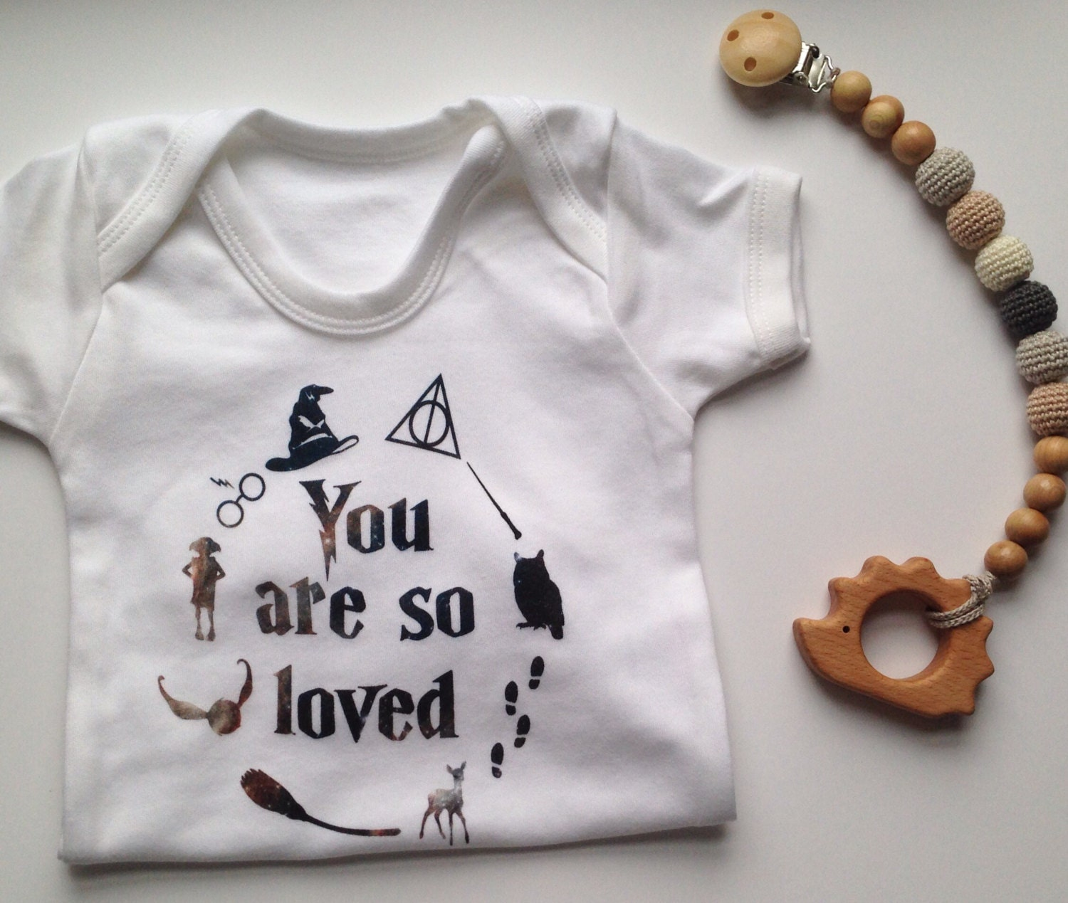 Geek Baby Clothes You are So Loved baby Boy vest Long and short sleeved  One Piece Baby Clothes Gender Neutral Baby Clothes