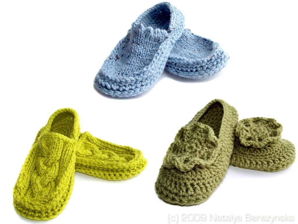 Knitted Moccasin Slippers Pattern : Just My USD0.02 Cents: Birthday Gifts For Pisces (February 20 - March 20)