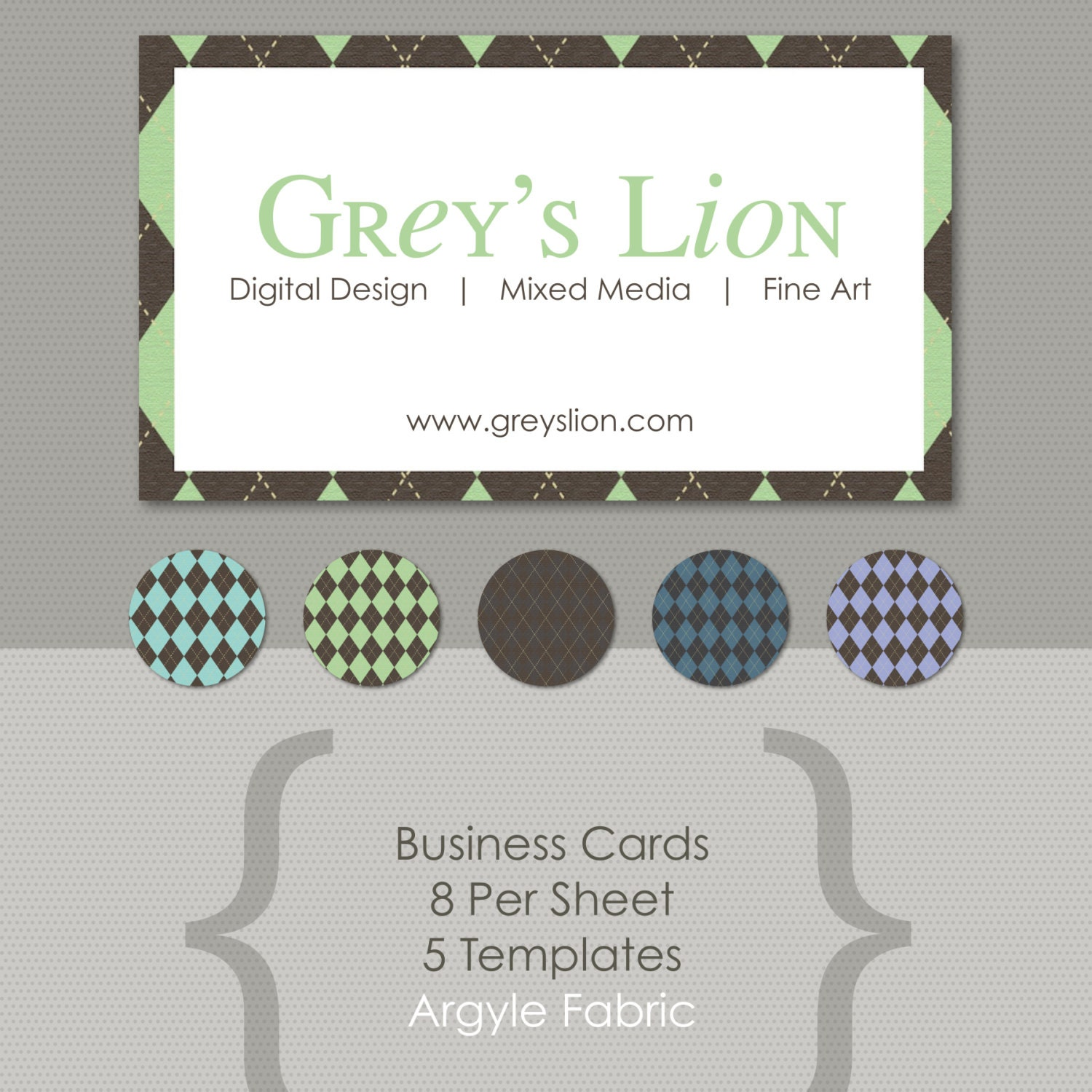 Business Card Template Print At Home