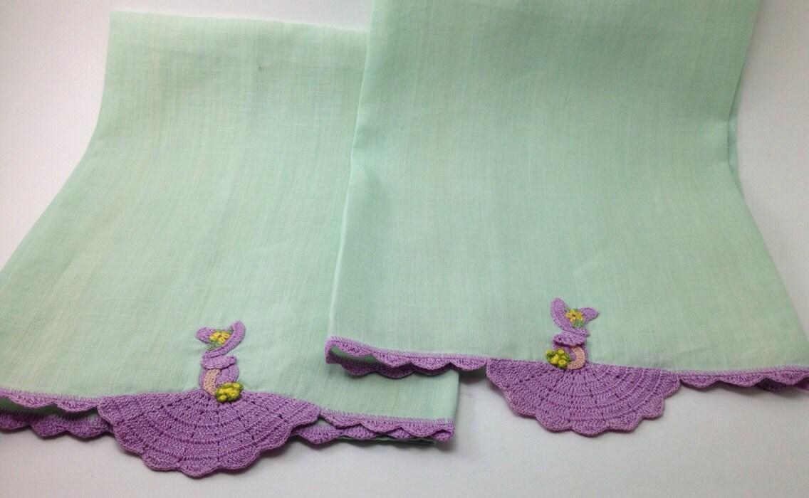 Tutorial - Easy Zig-Zag Crocheted Edging - Miss Abigail's