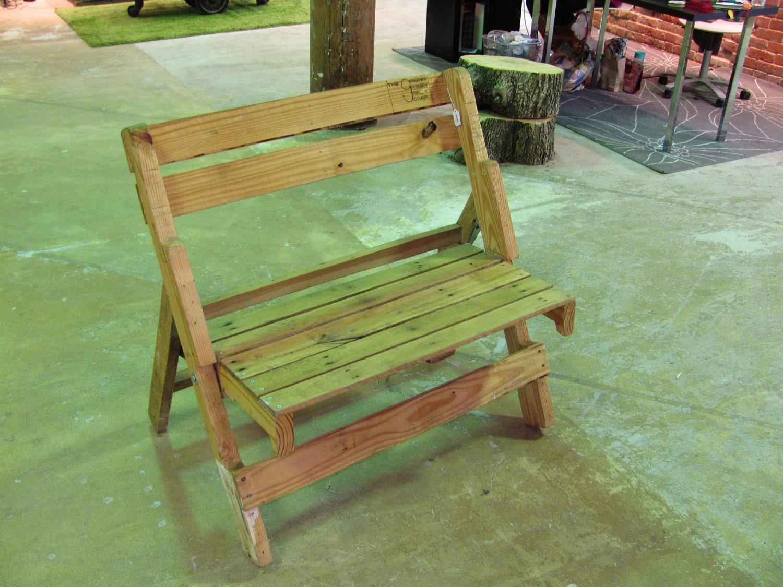 Original paleta verde Love Seat