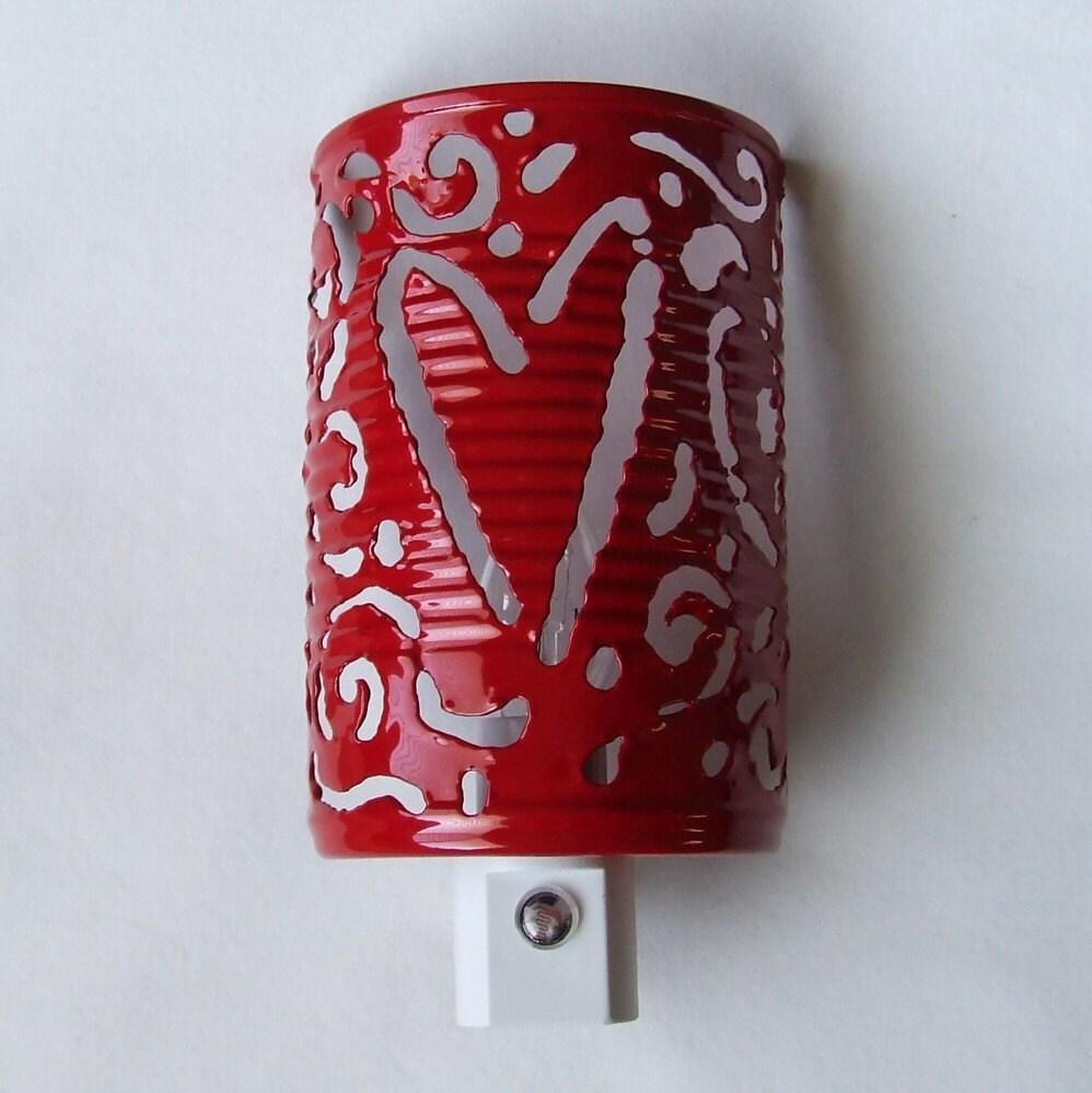 Boites de conserve suite des id es r cup carolyne 39 s home - Lampe avec boite de conserve ...