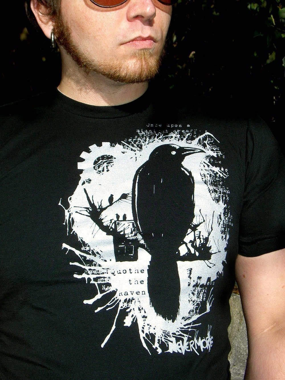 Nevermore Mens Tee