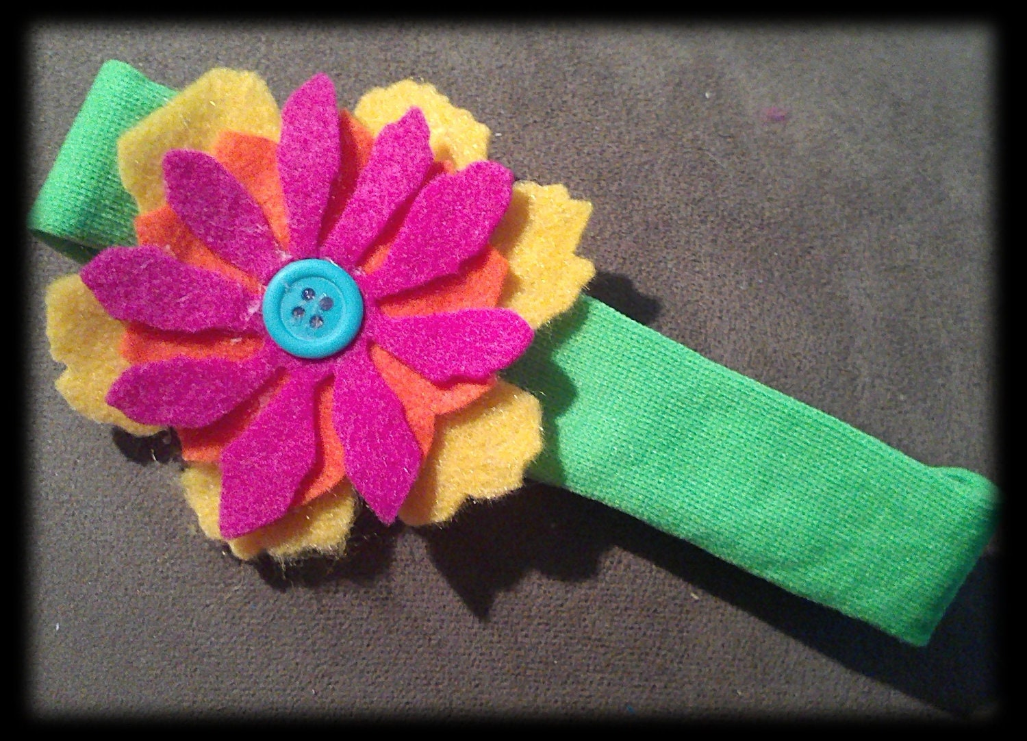 Shantastic Flower Power Headbands - Thicker Style