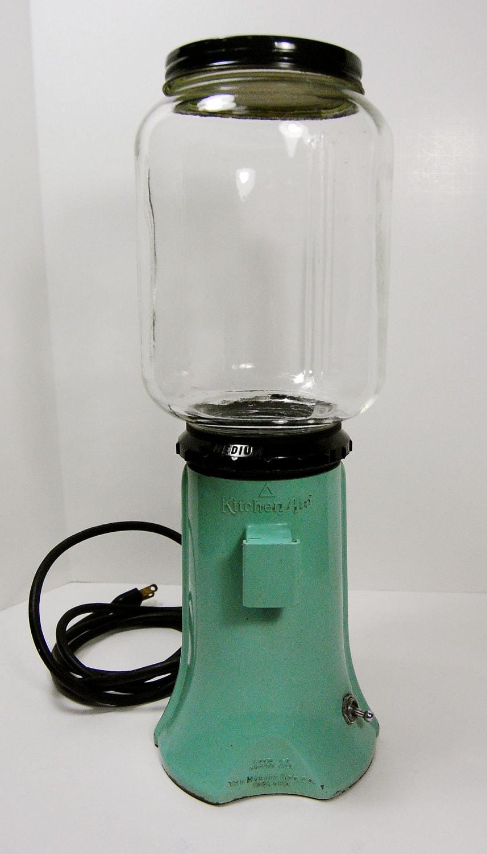 Kitchenaid Coffee Grinder ~ Kitchenaid a coffee grinder s vintage electric