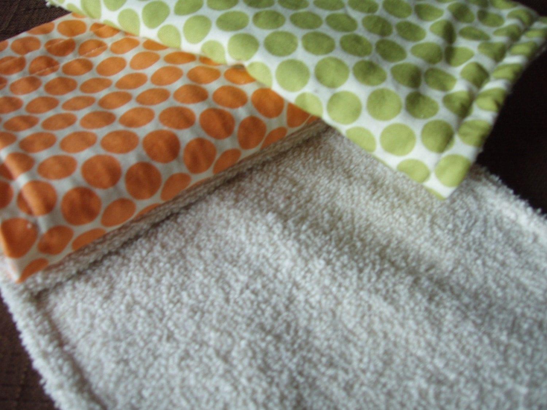 Burp towel--3 pack
