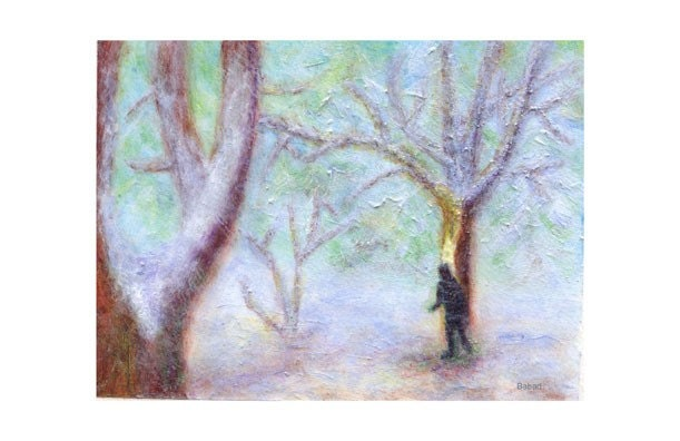 Postcards-Buy 5  Postcards - Select any images from my original paintings (sets of 1, 5, 10)