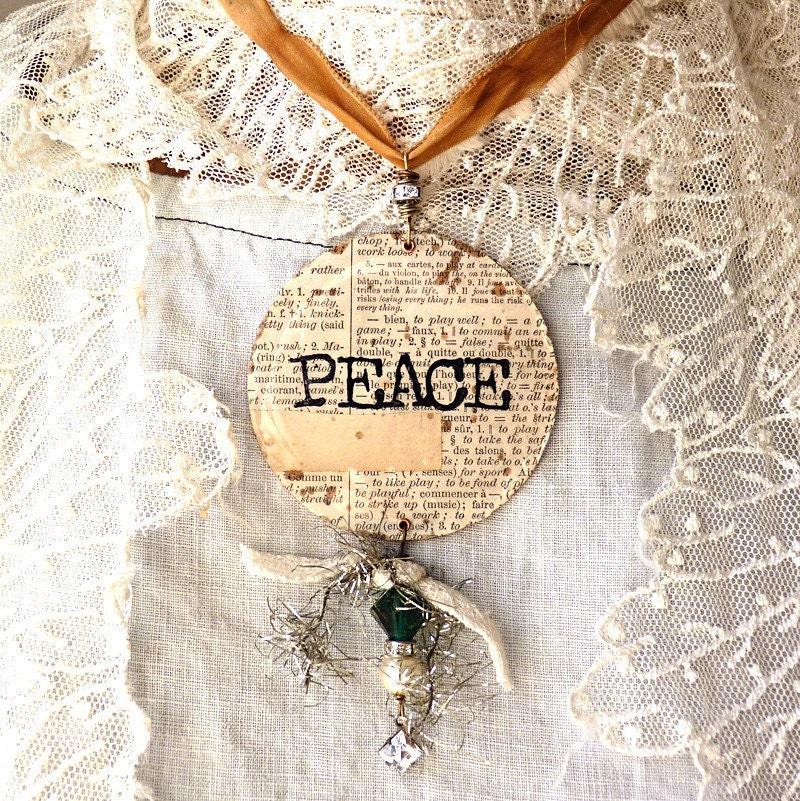 Ornament No. 39 - Peace