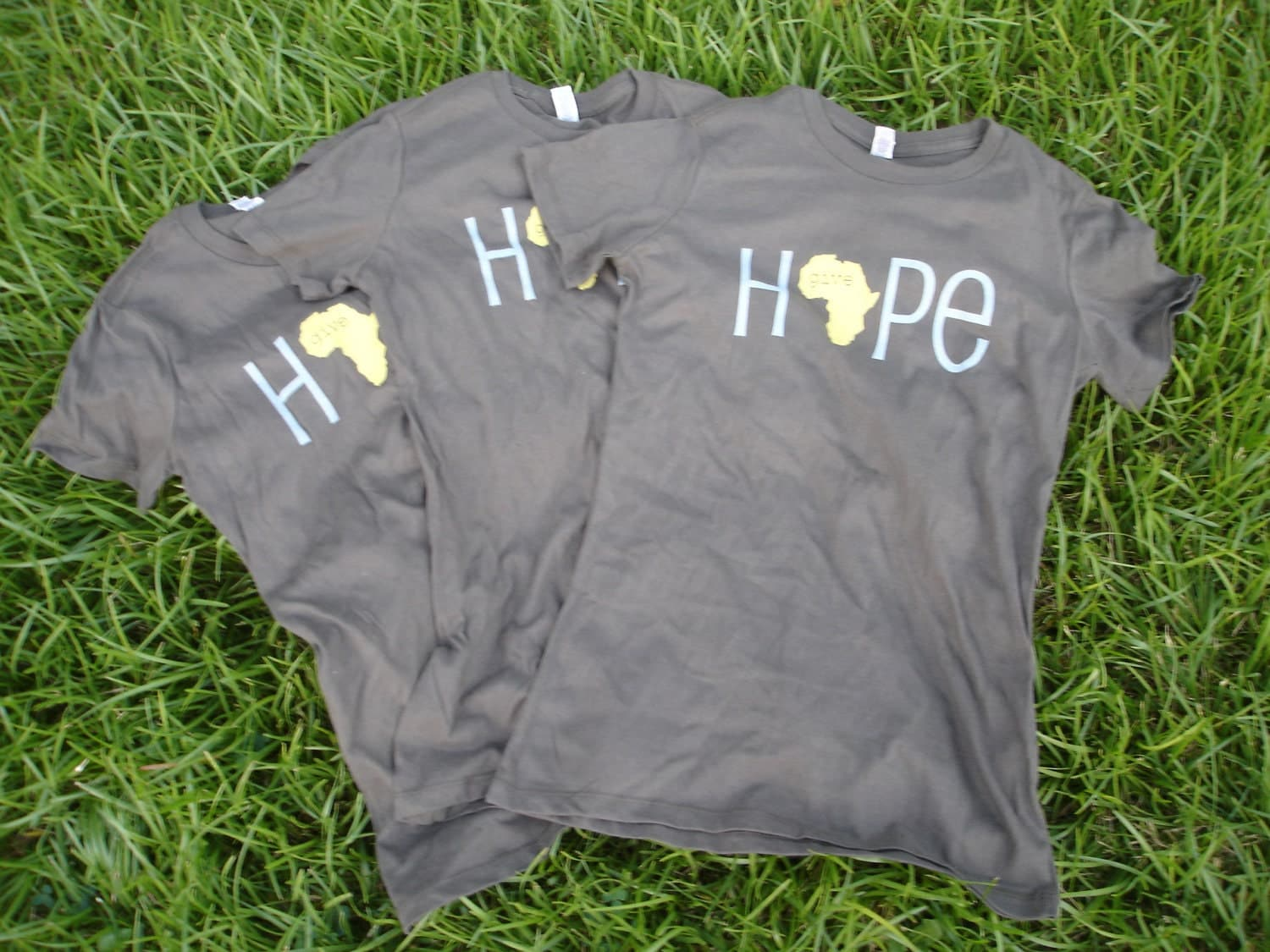 Women's Give Hope Africa Adoption T-shirt