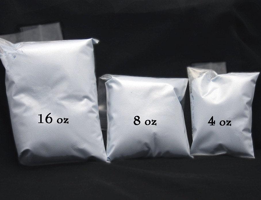 True Blue Powder Frit 4 oz 4 oz of