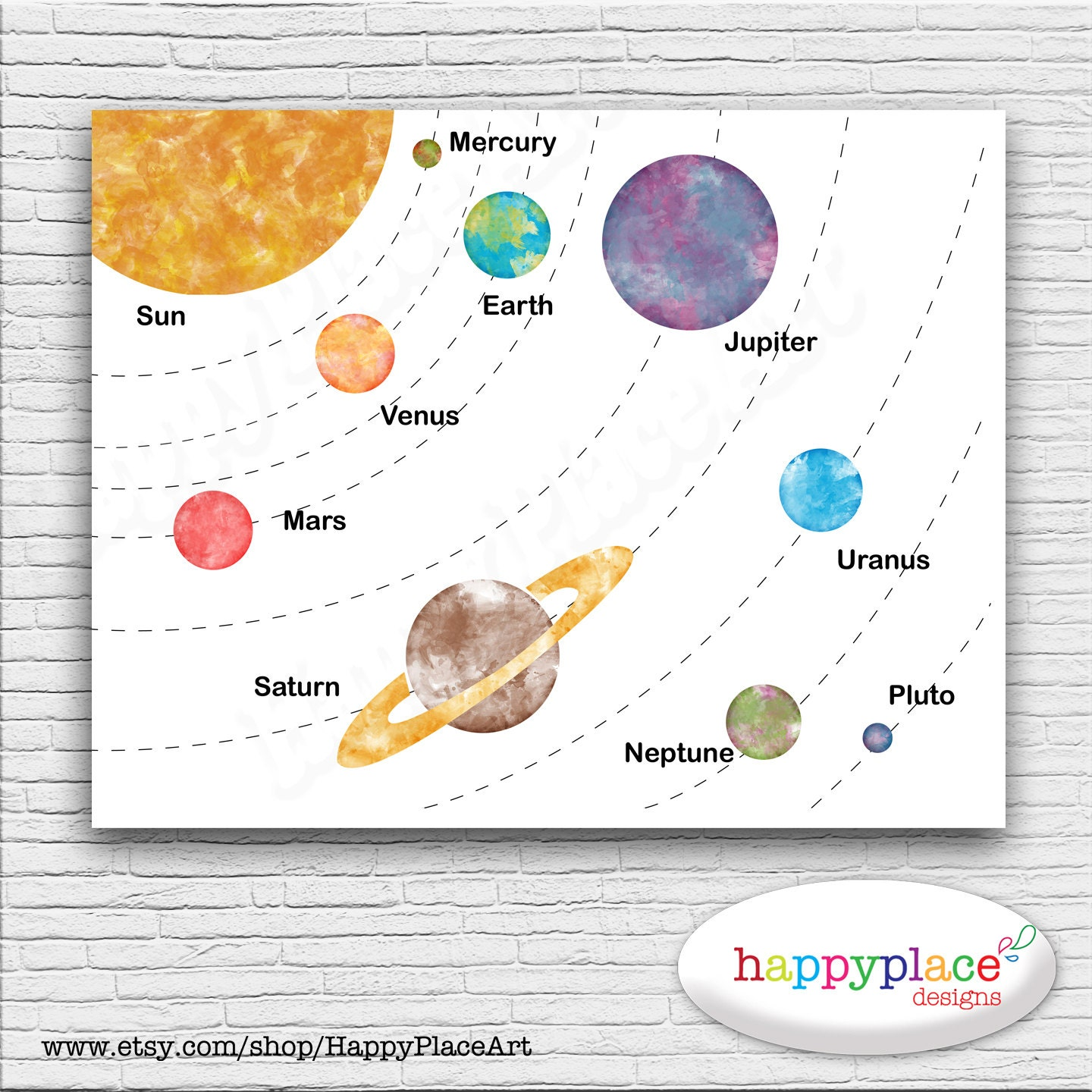 Order the Planets  Free Planet Worksheet for Primary