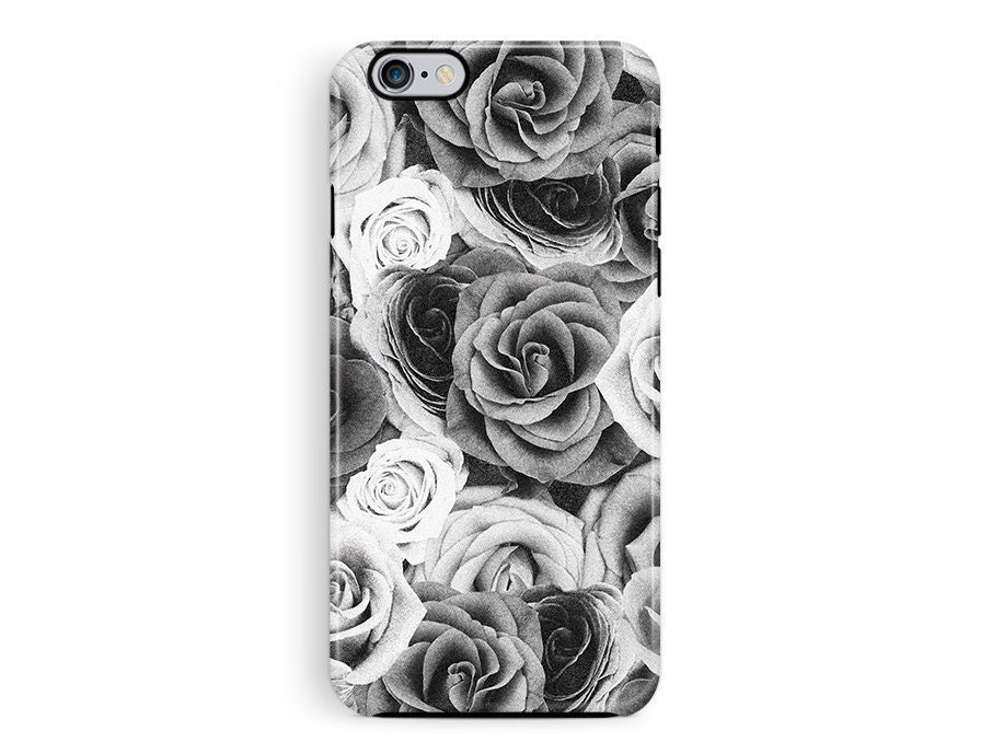 Protective iPhone 6 Case Protective cases Bumper Phone Cases Protective 5s Floral iphone 6 case Roses iphone 6 case Floral Phone case
