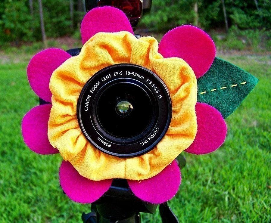 Lens Bling - Flower Power