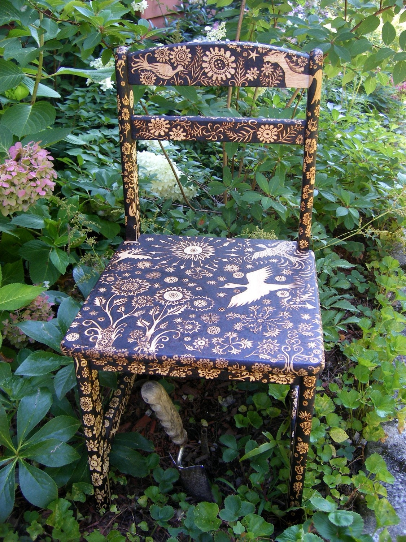 custom small  chair