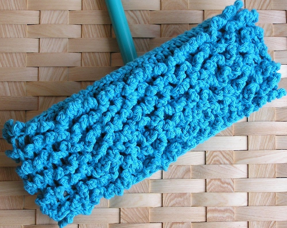Eco Friendly Natural ReUsable Swiffer Duster Dust Cloth