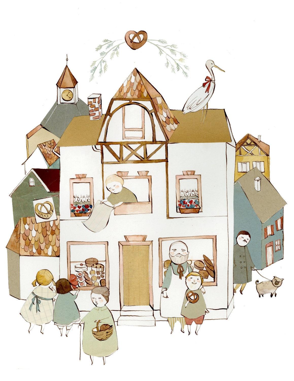 Village Bakery 8.5x11