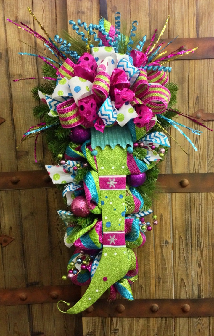 Candyland Christmas Door Decoration Ideas : Unavailable listing on etsy