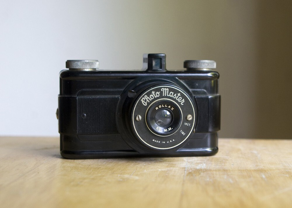 Vintage Working Photo Master Camera