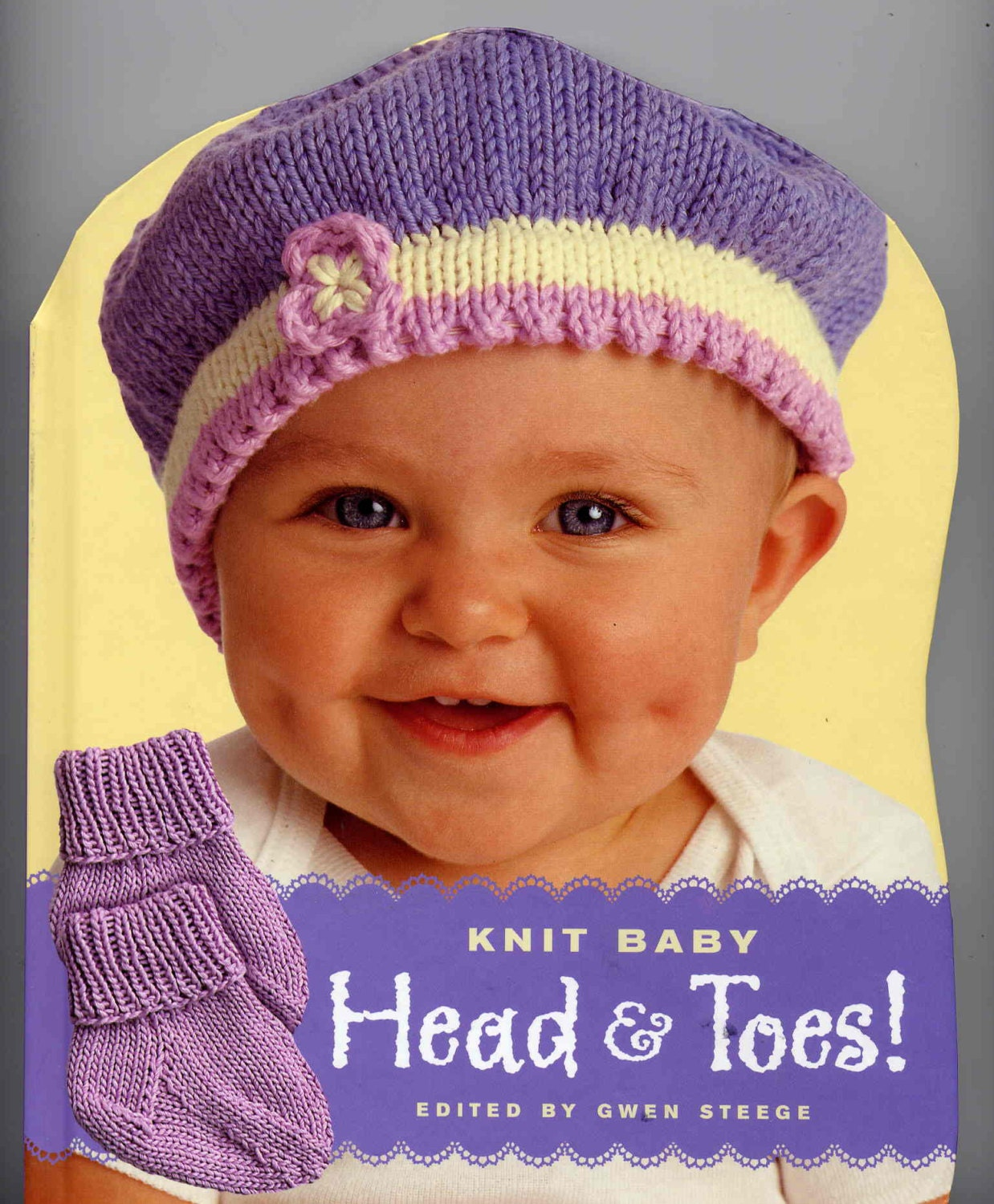 Free Knitting Pattern Toddler Beret : Knit Baby Head & Toes! 15 Knitting Patterns Hats, Socks ...
