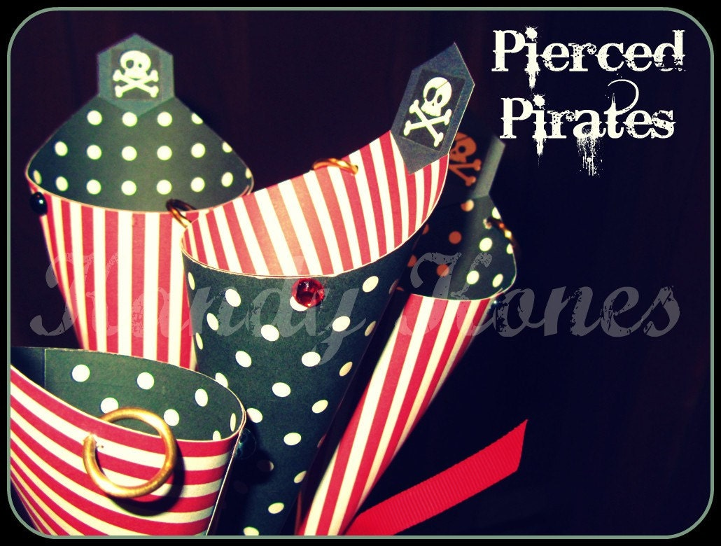 Pierced Pirate Kandy Kones