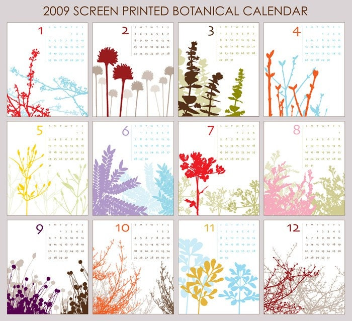 Creative Calendar Designs | New Calendar Template Site