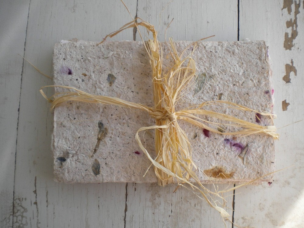 Recycled Handmade Paper