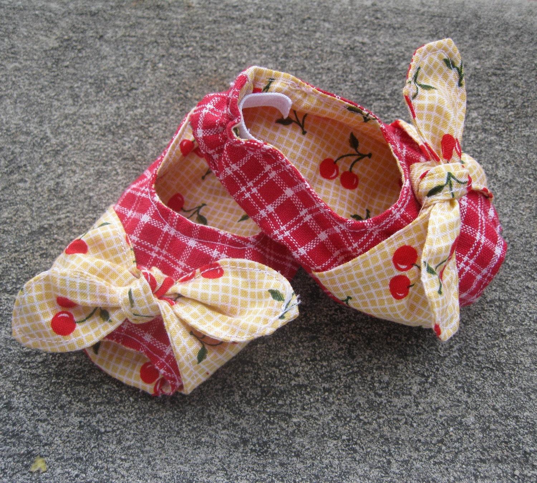 Peep Toe Booties- Pattern & Tutorial in 4 Sizes