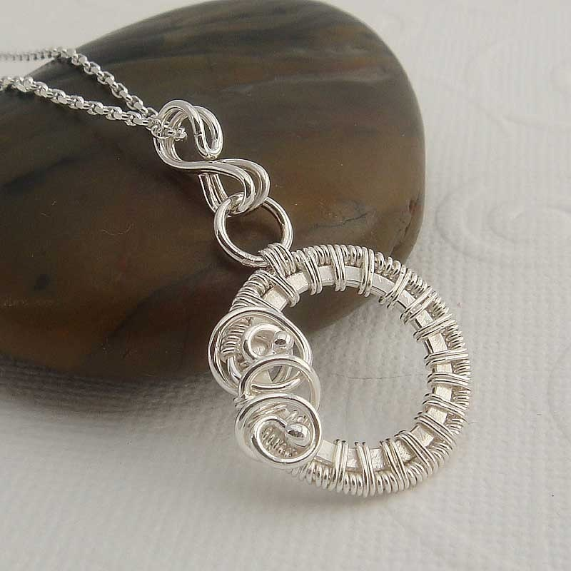 Wire Wrap Stone Jewelry