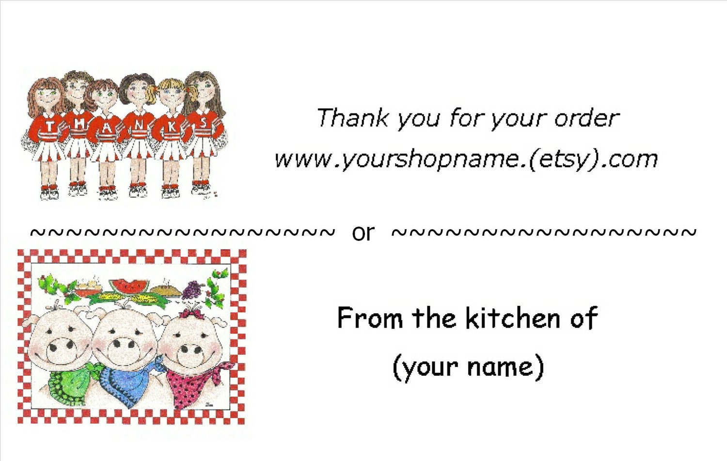 30 Personalized Stickers for Any Occasion or Need - Address, Promotional, Party