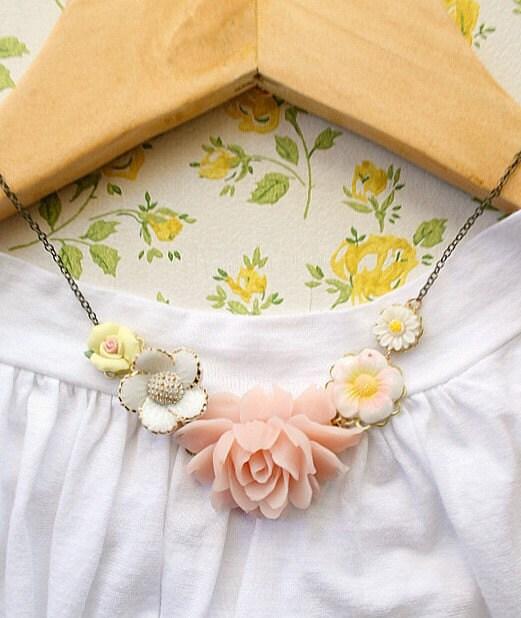 Blushing Necklace
