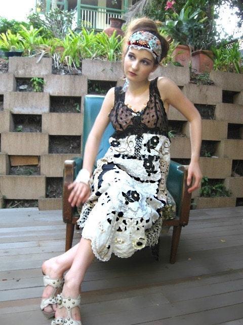 Desert Gypsy Campfire Dress