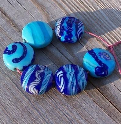 spree lampwork glass beads