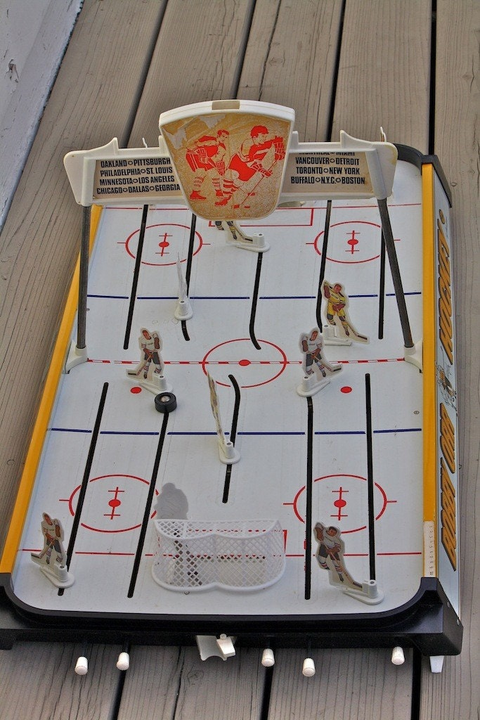 Orr Table Hockey Game From