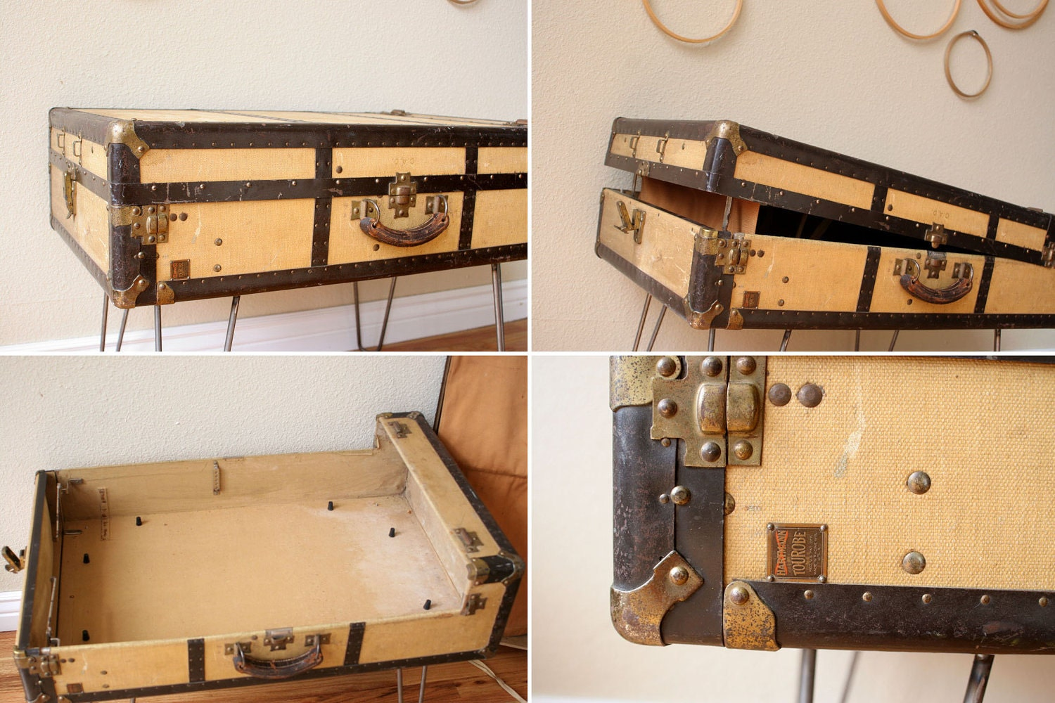 Let S Stay Vintage Suitcase Table And Seating Ideas