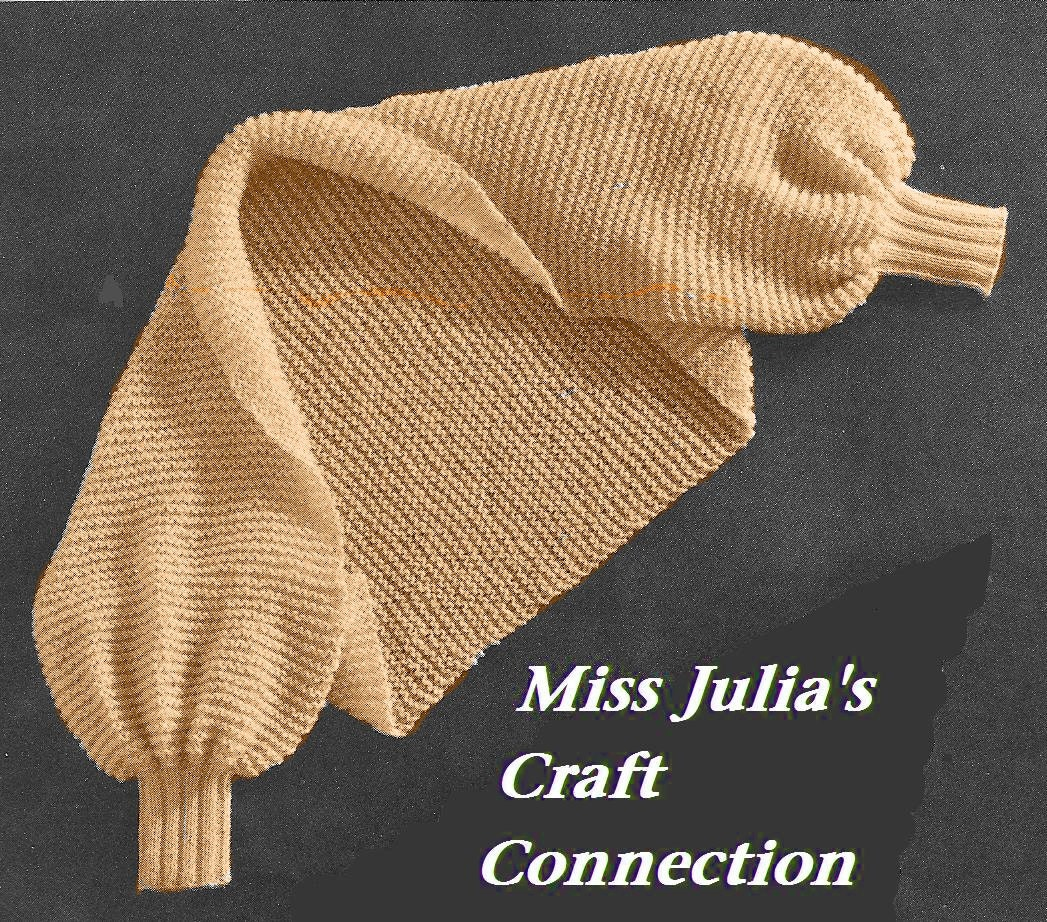 Knitting Pattern Bolero Jacket : Items similar to Vintage Easy Bolero Jacket Sweater Shrug 506 PDF Digital Kni...