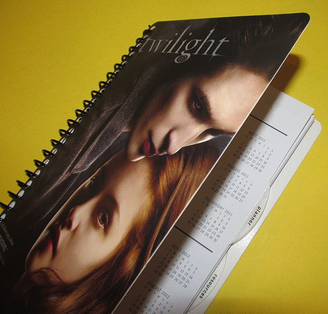 Twilight Planner Datebook 2011 / 2012