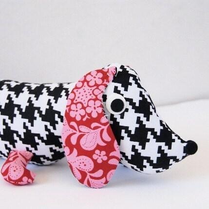 Penny the Weiner Dog Plush Dachshund